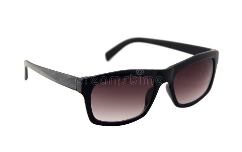 Schwarze Sonnenbrillen stockfotografie