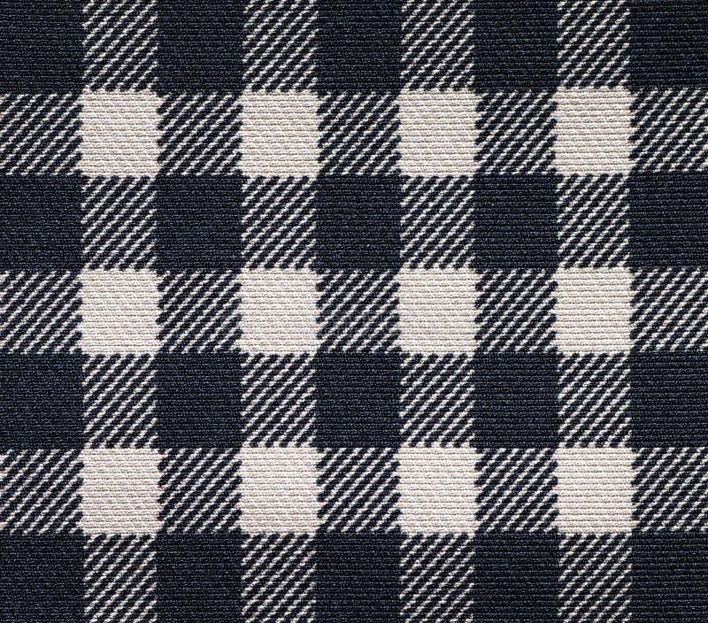 Schwarze Tischdecke stockfotografie