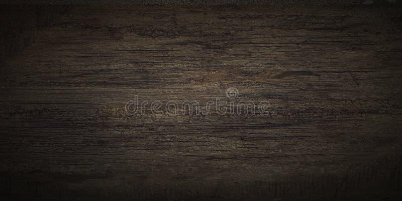 Schwarze Wandholzbeschaffenheit stockfoto