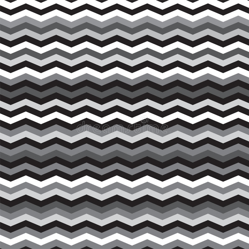 Schwarze, weiße und silberne Schattensparrenlinie Hintergrund vektor abbildung