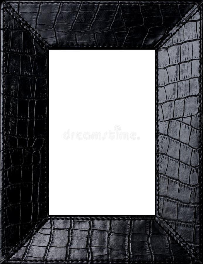 Schwarzer Bilderrahmen Lizenzfreie Stockbilder