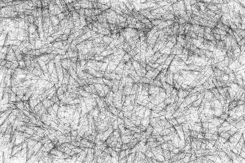 Schwarzer Bleistift-Zeichnungs-Hintergrund stockfotografie