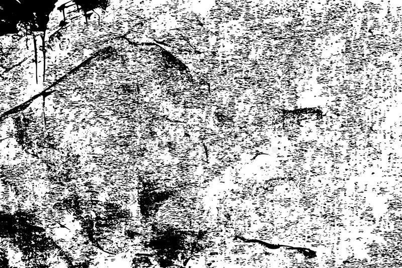 Schwarzer grunge Hintergrund lizenzfreie abbildung