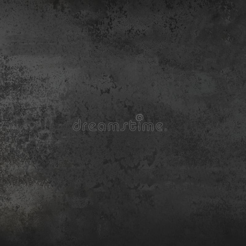 Schwarzer grunge Hintergrund tafel tafel Dunkler Staub und stockbild