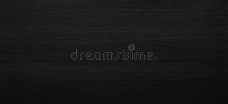 Schwarzer hölzerner Beschaffenheitshintergrund mit abstrakter Musteroberfläche Dunkle hölzerne Plankenmöbel hergestellt vom Harth lizenzfreies stockfoto