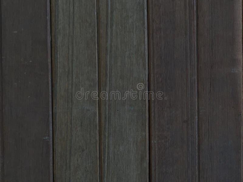 Schwarzer hölzerner breiter Tapetenhintergrund, abstrakt lizenzfreie stockbilder