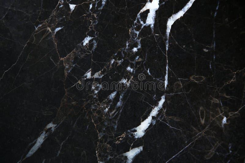 Schwarzer Marmor lizenzfreies stockbild