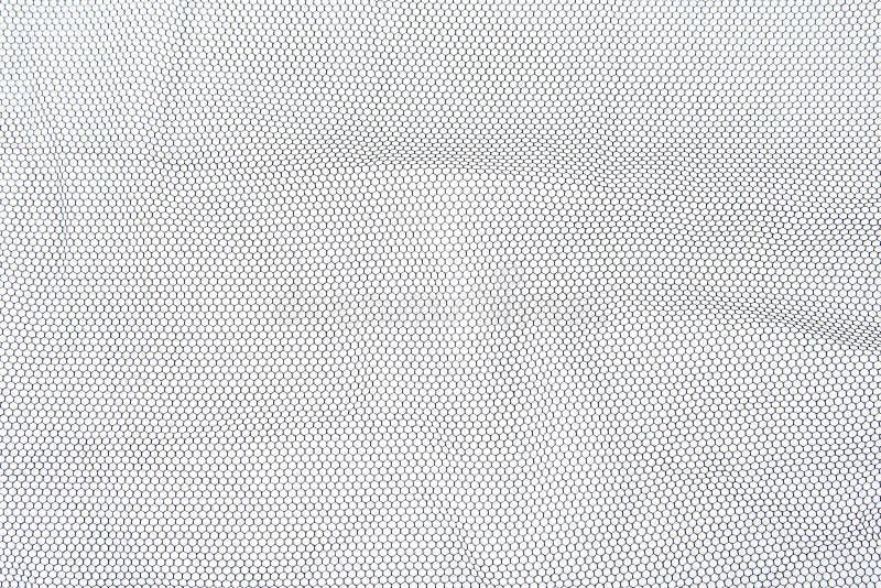 Schwarzer nahtloser Beschaffenheitsnettohintergrund lizenzfreie stockbilder