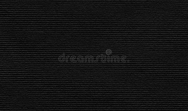 Schwarzer Papierbeschaffenheitshintergrund lizenzfreie stockfotos