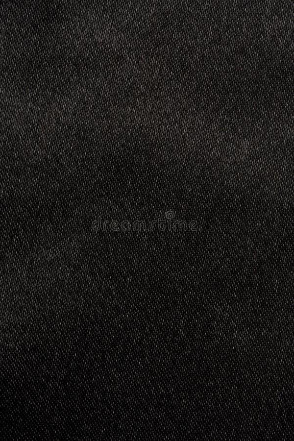 Schwarzer Satingewebehintergrund stockbild