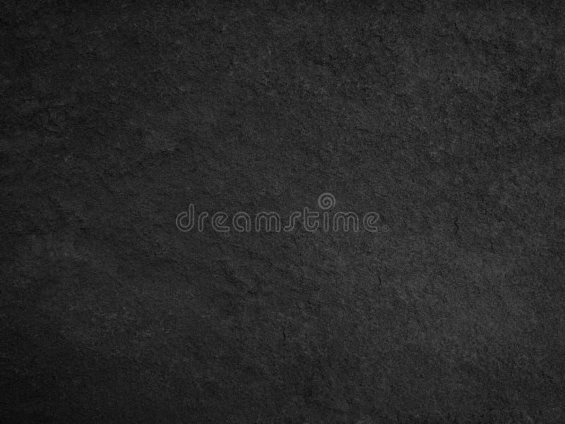 Schwarzer Stein, Schieferbeschaffenheitshintergrund lizenzfreies stockfoto