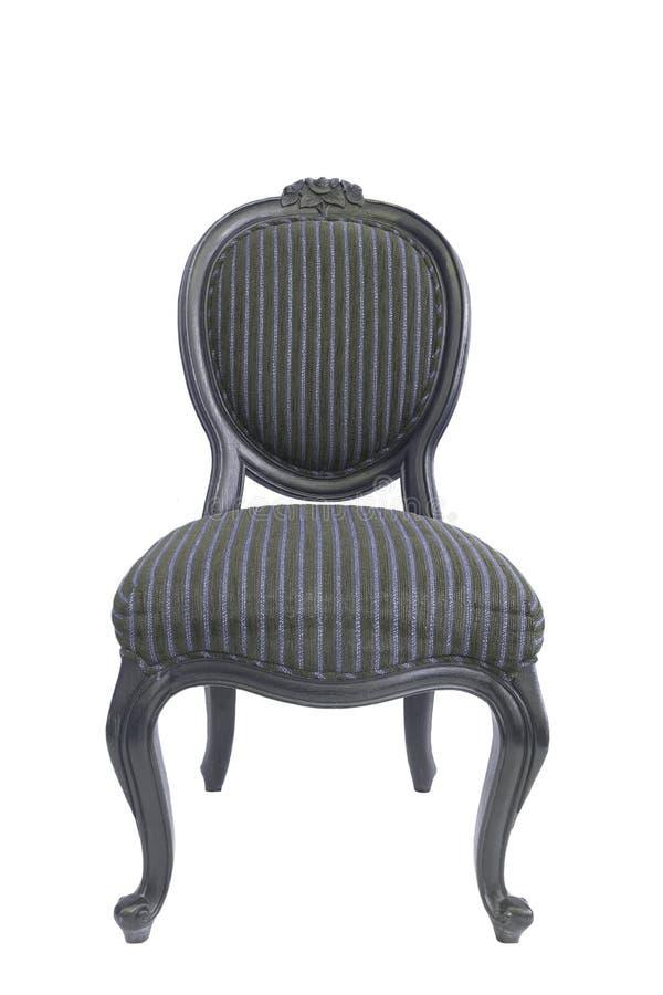 Schwarzer Antiker Stuhl Stockfoto Bild Von Stuhl Retro