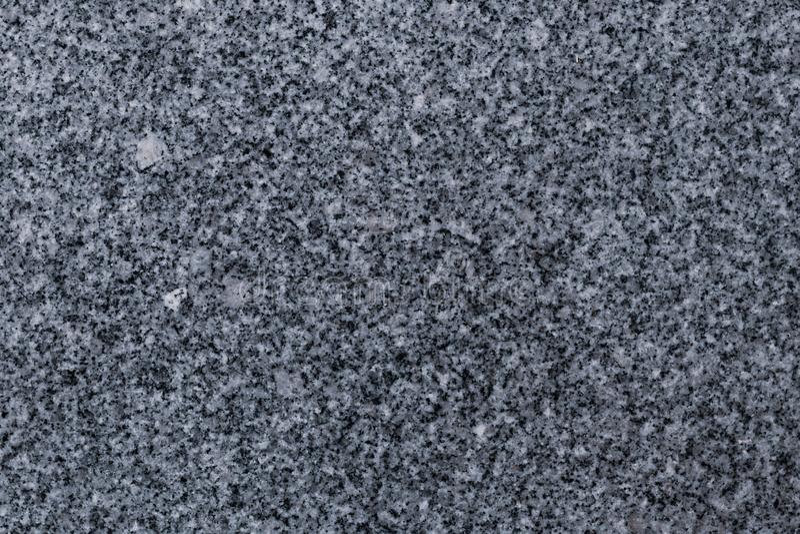 Schwarzer und grauer Granitbeschaffenheitsmarmor Hellgrauer Marmorgranit Strukturieren Sie Mineral Flaches Muster auf schwarzem u lizenzfreies stockfoto