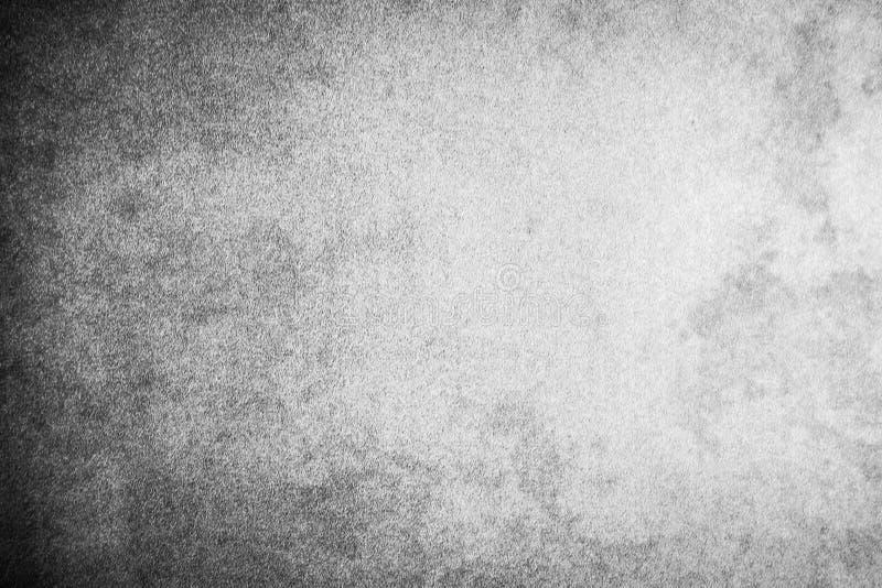 Schwarzer und grauer Hintergrund des alten Schmutzes lizenzfreie stockfotos