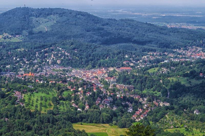 Schwarzer Wald Deutschland Schwarzwald lizenzfreie stockfotografie