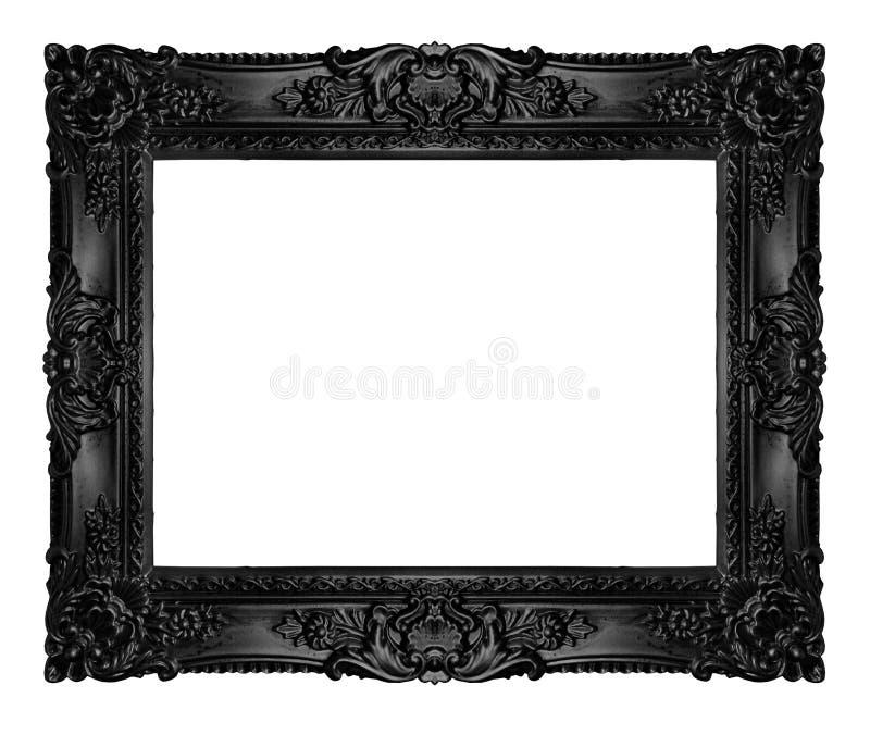 Schwarzes Feld lizenzfreie stockfotografie