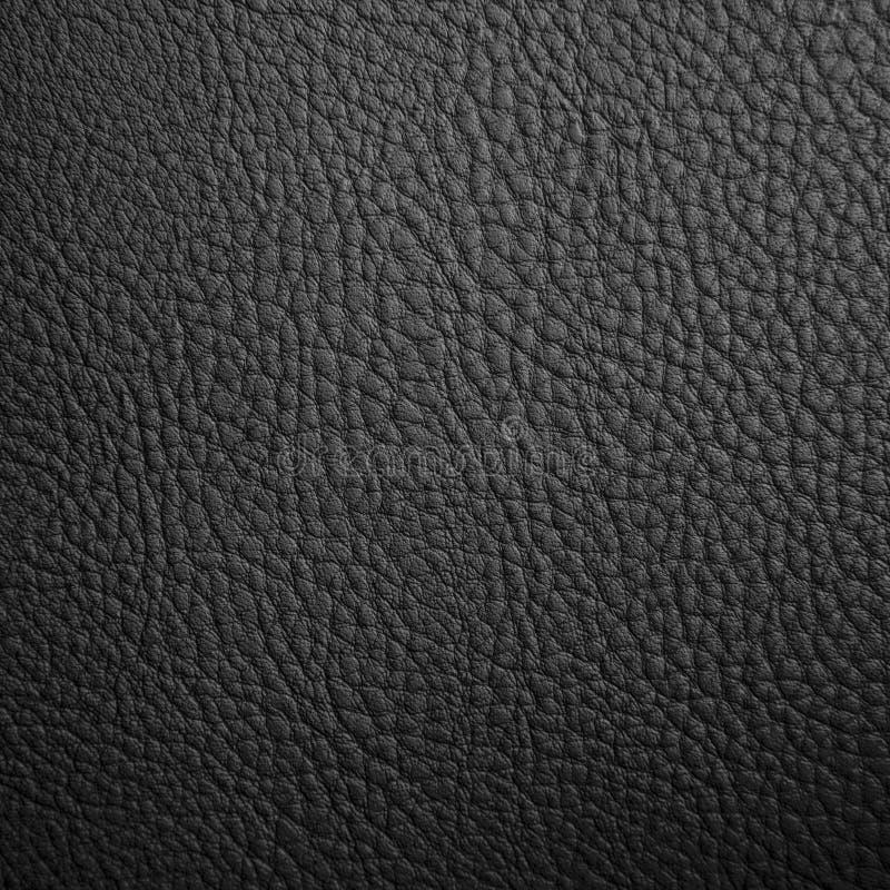 Schwarzes Leder lizenzfreie stockfotografie