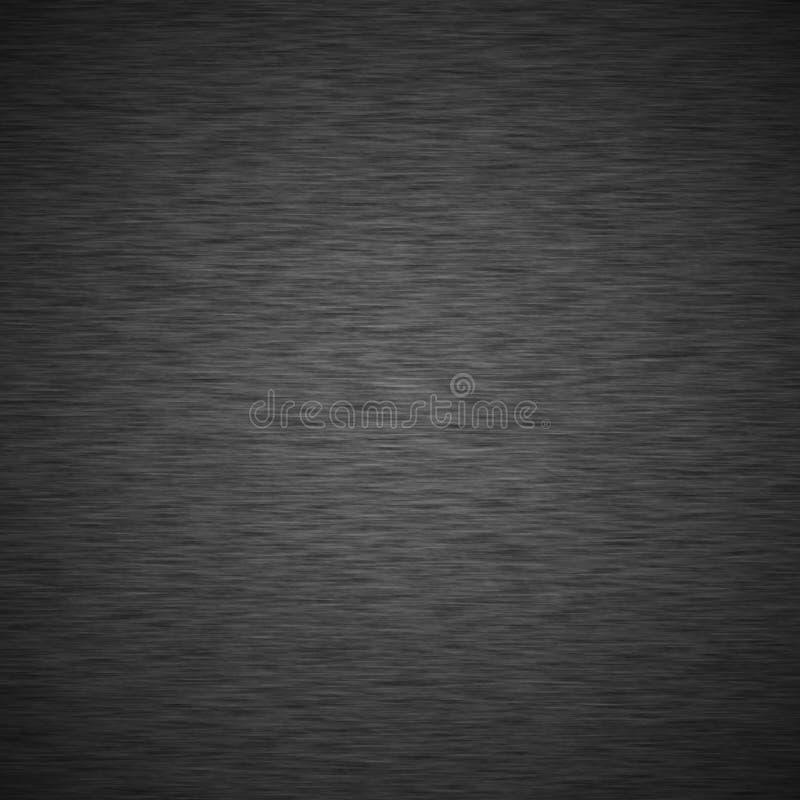 schwarzes metall stock abbildung illustration auszug 36668967
