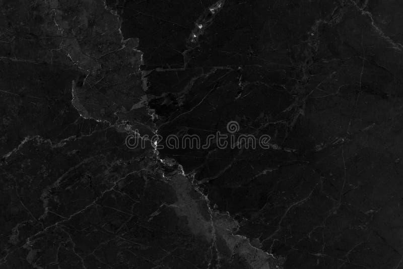 Schwarzes natürliches Marmorierungmuster für Hintergrund, abstrakt lizenzfreie stockfotos