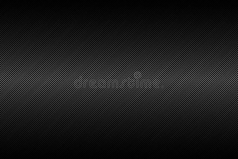 Schwarzes und abstrakter Hintergrund des Silbers mit diagonalen Linien lizenzfreie abbildung
