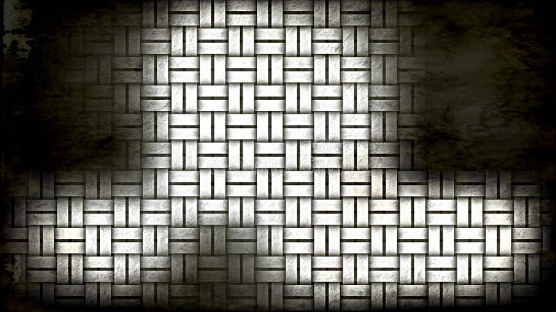 Schwarzes und schöner eleganter Hintergrund Entwurf der grafischen Kunst Illustration Grey Grunge Texture Background Images lizenzfreie abbildung