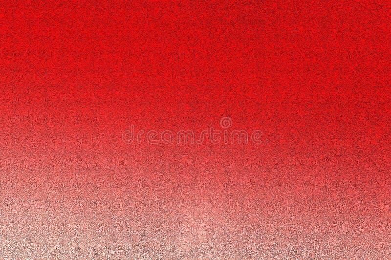 Schwarzspuren auf dem Rot Rot- schwarzes ` tiefes Haus-Musik ` lizenzfreies stockbild