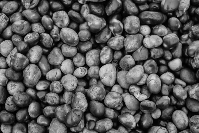 Schwarzweiss-Achathintergrund stockfotografie