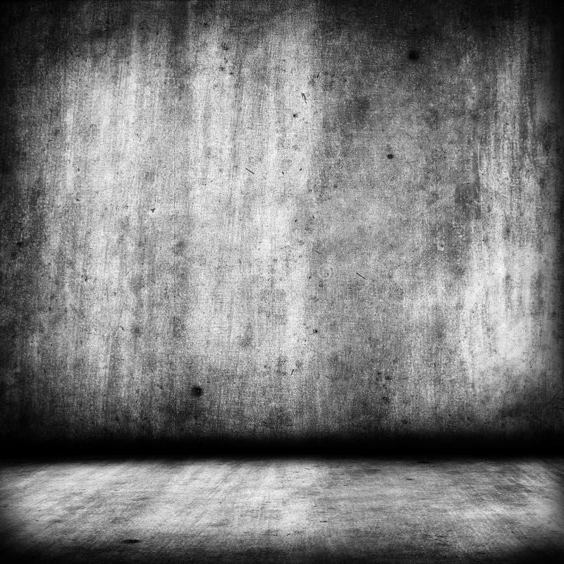 Schwarzweiss-grunge Hintergrund lizenzfreies stockbild