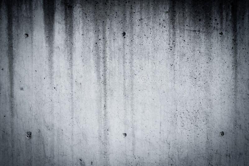 Schwarzweiss-Hintergrund mit schwarzem Akzentlicht auf Grenze stockfoto