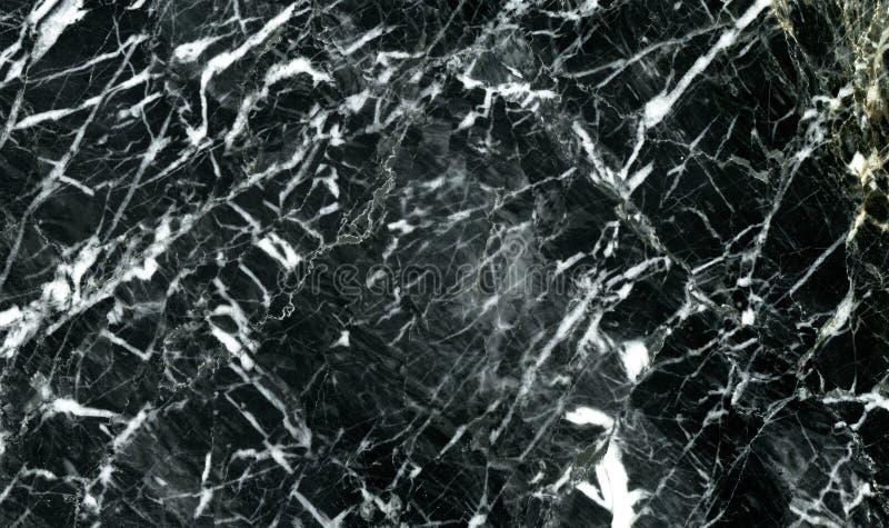 Schwarzweiss-Marmorbeschaffenheit lizenzfreie stockbilder