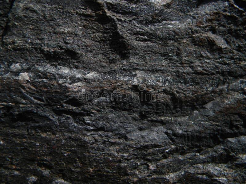 Schwarzweiss-Steinbeschaffenheit lizenzfreie stockfotografie