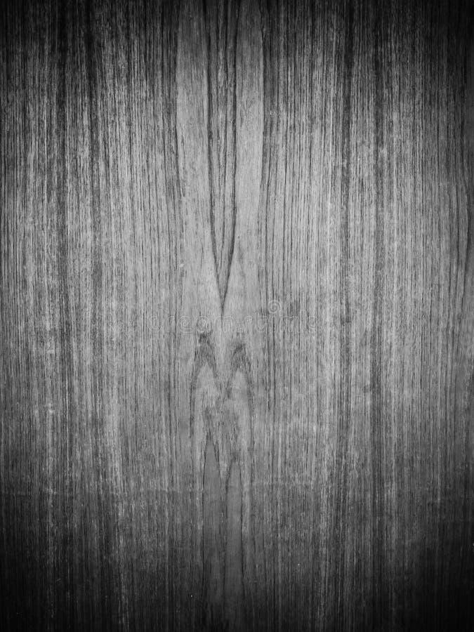 Schwarzweiss-Wandholzbeschaffenheit lizenzfreie stockbilder