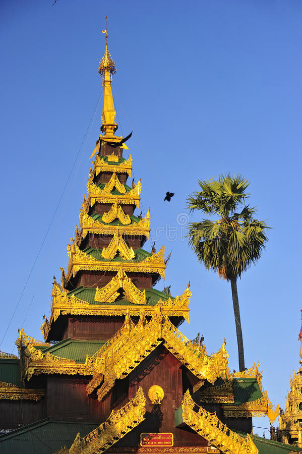 Free Schwedagon Paya,Yangon,Burma Royalty Free Stock Images - 28552809