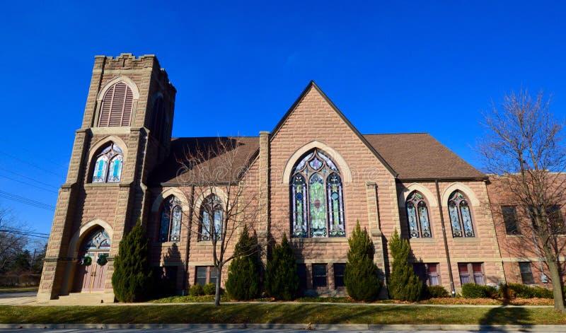 Schwede-Bethlehem-Kirche stockfoto