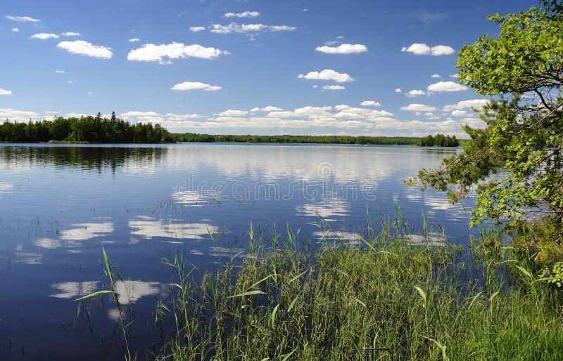 Schwedisches Paradies lizenzfreie stockfotografie