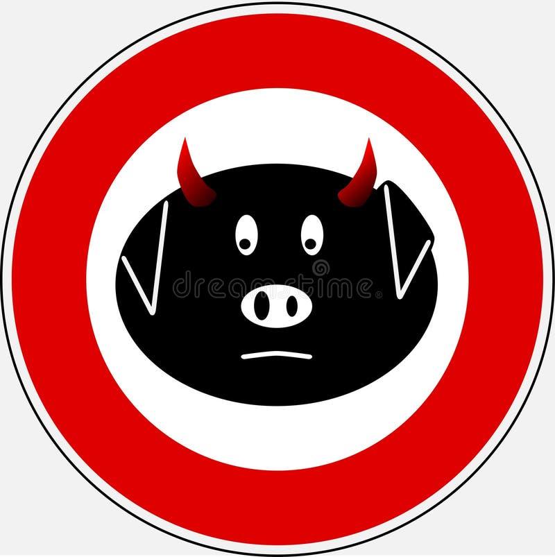 Schweingrippe 5 lizenzfreie stockbilder