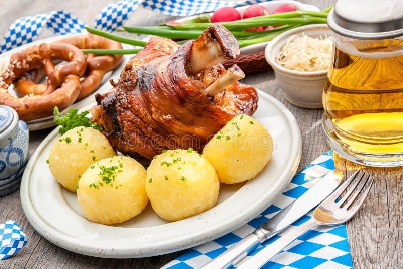 Schweinshaxe imagem de stock royalty free