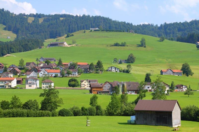 Schweiz lizenzfreies stockbild