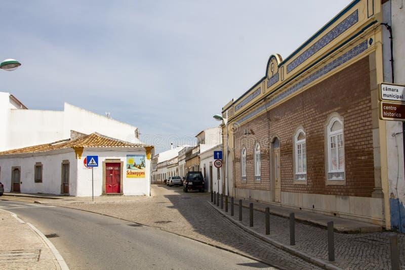 Schweppes annonsering och Algarve arkivfoto