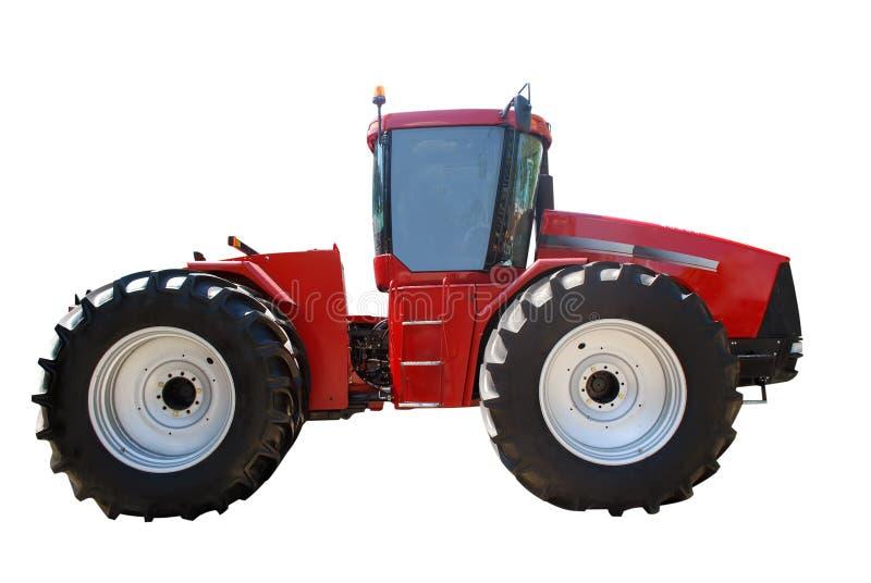 Schwerer Traktor lizenzfreie stockfotografie
