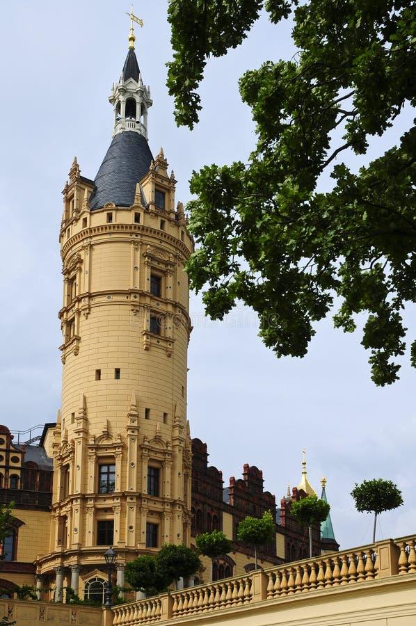 Download Schwerin castle stock photo. Image of park, parliament - 14133742