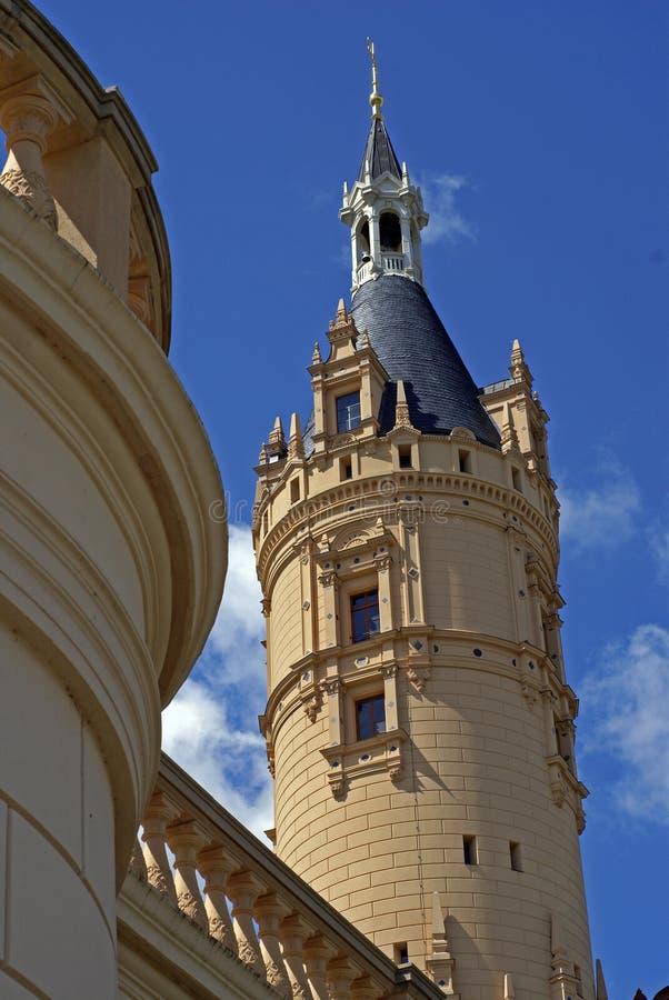 Schwerin Castle royalty free stock image