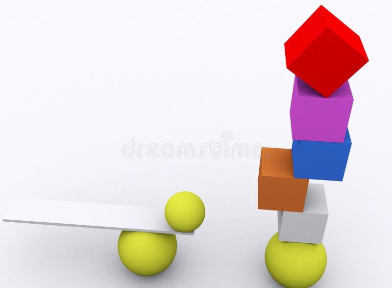 Schwerpunkt vektor abbildung