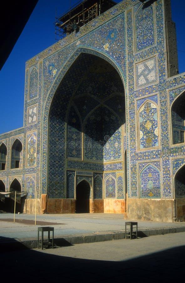 Schwierige persische Mosaiken lizenzfreies stockfoto