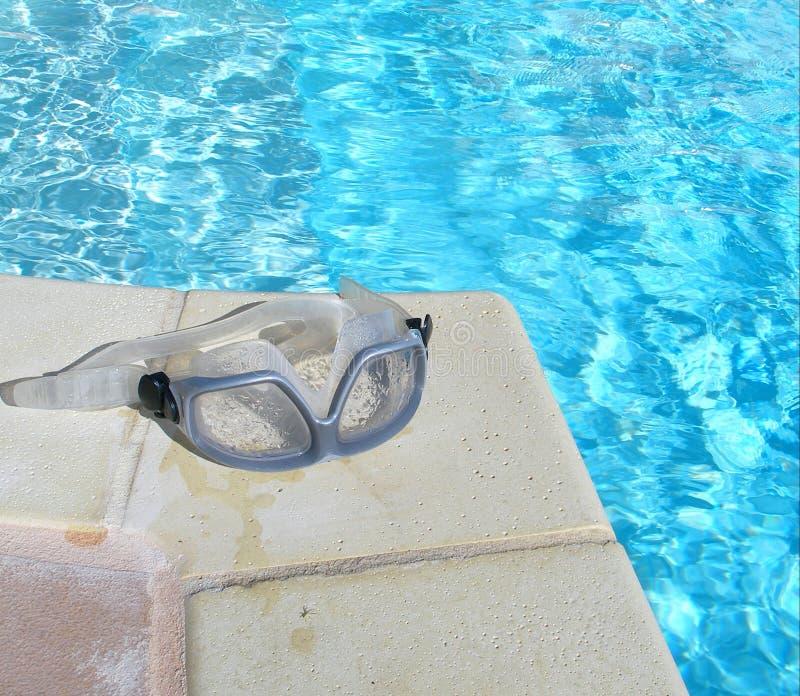 Schwimmbad stockfoto