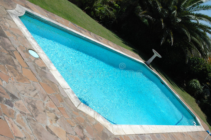 Schwimmbad lizenzfreies stockfoto