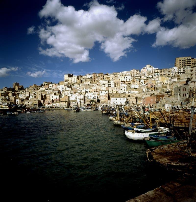 sciacca西西里岛 免版税库存图片