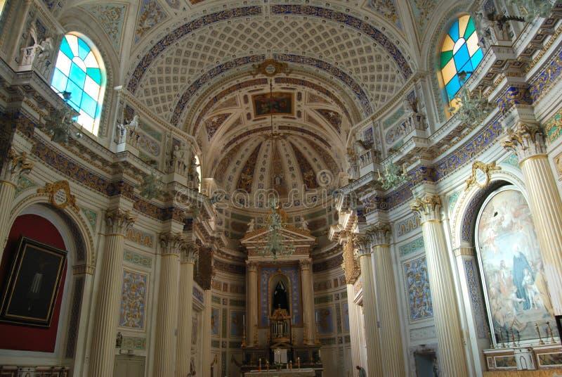 Scicli Sicilien, Italien royaltyfri bild