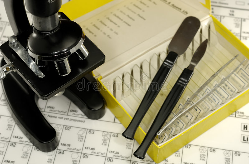 Science stock photography
