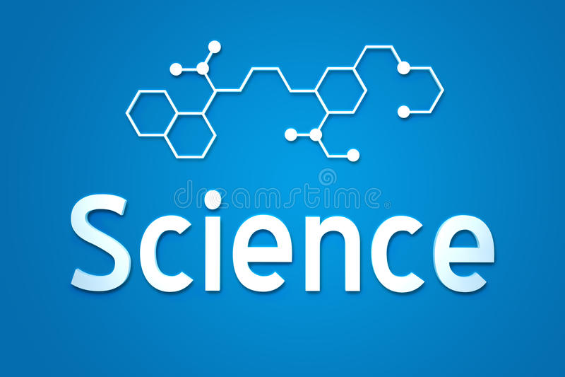 Download Science stock illustration. Illustration of molecule - 13671550